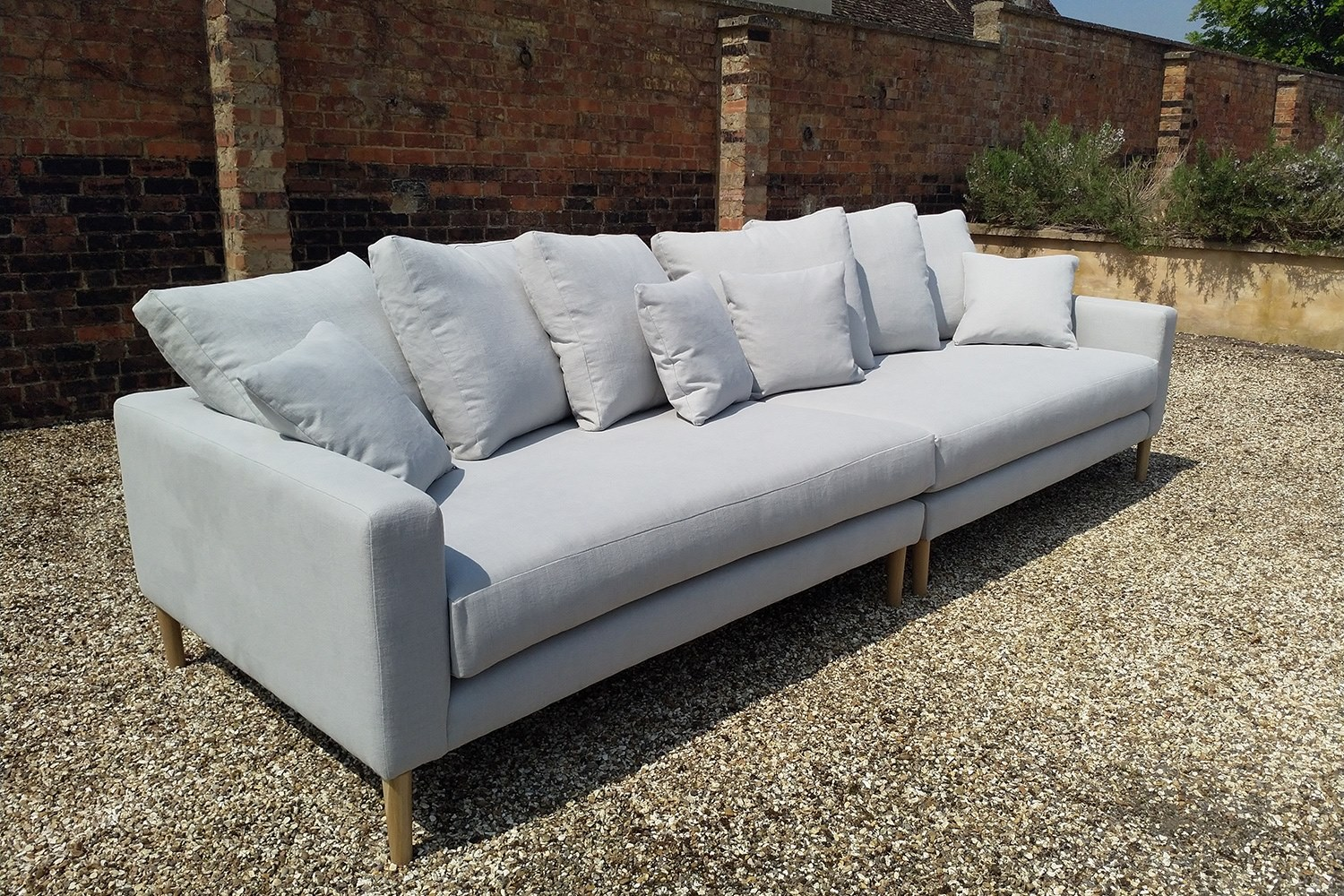 Large Bespoke Sofa
