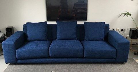 Bespoke Large 3 Seater Sofa
