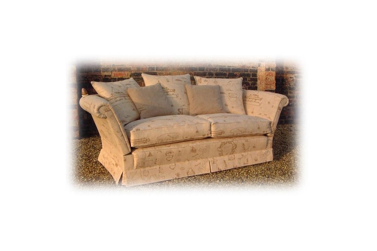 Westminster Scrollarm Sofa