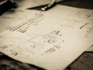Drawings / design sketch