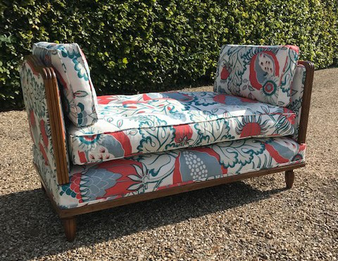 Reupholstery Day Bed
